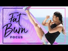 Time to turn up the heat and BURN SOME FAT! These are all fat melting, cardio moves that will lean you out and make you sweat! But there is NO JUMPING involved!