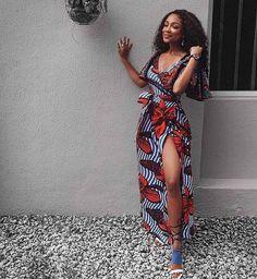 New Bazin Riche African Ruffles Collar Dresses for Women Dashiki Print Pearls Dresses Vestidos Women African Clothing - African Fashion Designers, African Fashion Ankara, African Print Dresses, African Print Fashion, Africa Fashion, African Dress, Fashion Prints, African Prints, African Fabric