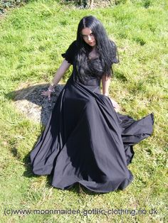 One of my favourite dresses. (http://www.moonmaiden-gothic-clothing.co.uk/)
