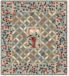 Saint Germain Pattern DOWNLOAD By Minick and by MinickandSimpson