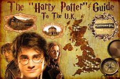 """The """"Harry Potter"""" Guide To The U.K."""