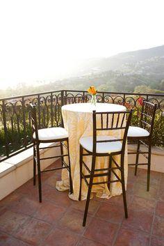 Dreamy wedding location