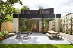 Pear Tree House by Edgley Design