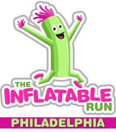 The Inflatable Run is a fun family event with a kid-friendly 5k inflatable obstacle course plus fun games, shows, and attractions in the festival area. Click to learn more about the Philadelphia event.