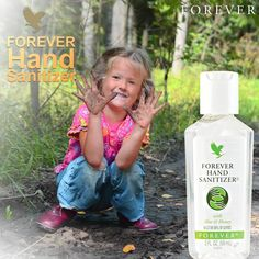 When you're trying to keep yourself and your family healthy, some of your biggest enemies are the ones you can't see. Being an active family, you come in contact with just about everything—including plenty of germs. Forever Hand Sanitizer® with Aloe & Honey is designed to kill 99.99% of germs. The skin-soothing stabilized aloe and hydrating honey soften and moisturize as it cleans – not to mention its pleasing scent of lemon and lavender.http://www.healeraloe.flp.com