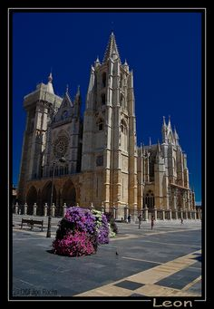 Cathedral of Leon - Leon, Spain