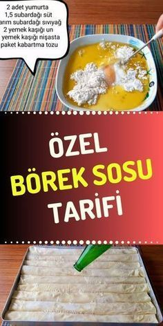 Turkish Recipes, Ethnic Recipes, Bread Dough Recipe, Gourmet Sandwiches, Snack Recipes, Cooking Recipes, Savory Pastry, Chocolate Chip Recipes, Recipe For Mom
