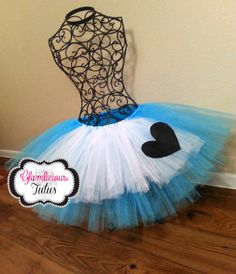 Hey, I found this really awesome Etsy listing at https://www.etsy.com/listing/205468792/alice-in-wonderland-tutu-wonderland-tutu