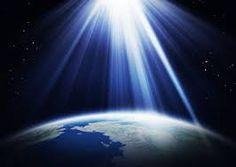 rayon de lumière au dessus de la terre - Recherche Google