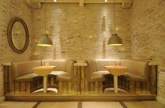 FLEUR DE LONDRES: Interior Inspiration: {australasia restaurant}