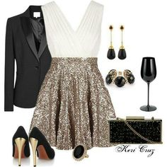 Christmas or New Years Outfit!