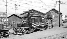 SNRR 660 at 40th and Shafter | Sacramento Northern RR statio… | Flickr