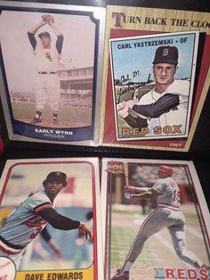 photo book full-104-baseball cards K.Griffey Sr. & Jr., Sosa, Ryan, Coates,...   Sports Mem, Cards & Fan Shop, Sports Trading Cards, Baseball Cards   eBay!