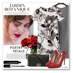 """""""POETRY"""" by valentina-agnese ❤ liked on Polyvore featuring LSA International, Chanel, Marc Jacobs and beautifulhalo"""