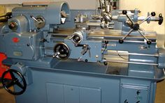 Schaublin 120-VM lathe:  a thing of beauty is a joy to behold!