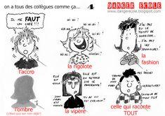 Vignettes, Comics, Funny, Fictional Characters, Direction, Cartoons, School, Blog, Teacher Humor