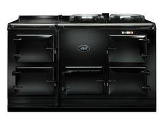 4 Oven AGA Heat Storage Cast Iron Range Cooker