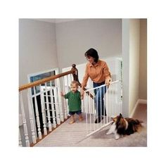 Safeway Safety Gate - White by Kidco $44.99