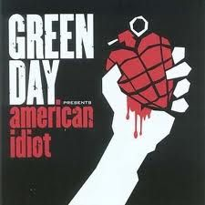 Holiday and Blvd. of Broken Dreams by Green Day. From the album American Idiot All rights to go to Green Day and Reprise Records. Greatest Album Covers, Classic Album Covers, Cool Album Covers, Music Album Covers, Music Albums, When September Ends, January 2nd, Billie Joe Armstrong, Rock And Roll