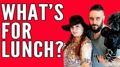 What's for Lunch?  Stinky Meat - A Couple's Food Argument