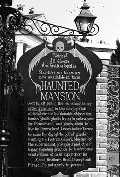 the haunted mansion | 1962
