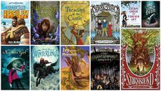 new, awesome middle grade chapter books your kids will love!