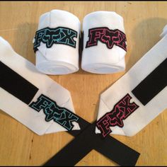 These would totally be Scott's polo wraps for his gelding Horse Boots, Horse Halters, Horse Gear, My Horse, English Horse Tack, Polo Wraps, Horse Care Tips, Horse Treats, Barrel Racing Horses