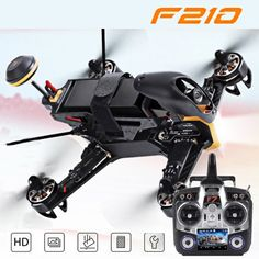 [$461.10] Walkera F210 Professional Racer Drone Quadcopter with 700TVL Camera / 5.8G FPV / OSD / DEVO F7, Left Hand Throttle