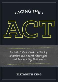 Reading my ACT essay?