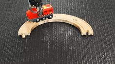 They say Oddly Satisfying I say there is one piece of track that is not needed.