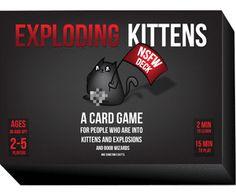 Prezzi e Sconti: #Exploding kittens a card game nsfw edition  ad Euro 24.99 in #Exploding kittens #Giochivideogame giocattoli