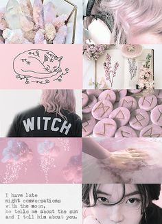 your friendly neighborhood witch aesthetic Witch Aesthetic, Aesthetic Images, Aesthetic Collage, Character Aesthetic, Pink Aesthetic, Aesthetic Wallpapers, Season Of The Witch, Pastel Wallpaper, Cute Wallpapers
