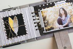 """Mini-album """"Précieux souvenirs"""", l'intégrale et kits"""