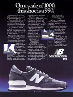 100 - 50 Things You Didn t Know About New Balance  bd90cd472c