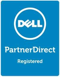 We are specially accredited Dell partner