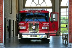 Maryville Fire Dept. Station 1 <3