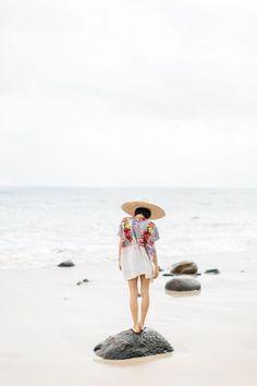 Hola beach serenity by: Luisa Brimble