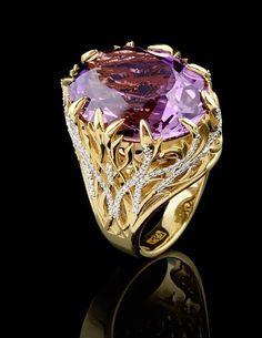 Purple&diamond