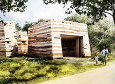Reinventing the Mud Hut: Winners of the 2014 Mud House Design Competition | Inhabitat - Sustainable Design Innovation, Eco Architecture, Green Building