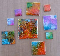 Connecting to the world with crafts and art. Crafts For Kids, Arts And Crafts, Diy Crafts, Mosaic Art, Art Tiles, Eggshell Mosaic, Egg Shell Art, Art Projects, Projects To Try