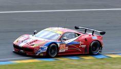24 Heures du Mans 2016 - Ferrari 458 Italia #83 - Aguas - Collard - Perrodo ©autoetstyles.fr - Jean-Charles Desmots