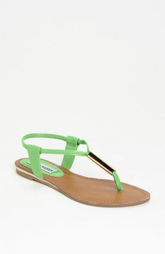 steve madden 'hamil' sandal available at nordstrom - i just saw these yesterday and fell. in. love. <3