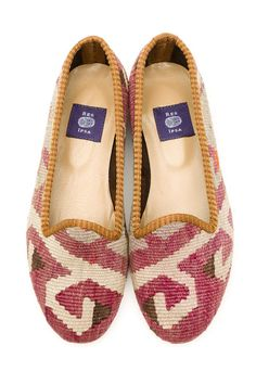 WOMENS KILIM LOAFER 7-7