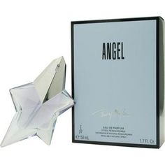 Launched by the design house of Thierry Mugler in 1992, ANGEL by Thierry Mugler for Women posesses a blend of: vanilla, sandalwood, and patchouli, with lower notes of fresh citrus, melons, peaches, and plums. It is recommended for daytime wear.
