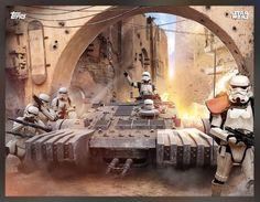 Star Wars: Rogue One - Liberadas novas imagens oficiais do filme! - Legião dos Heróis