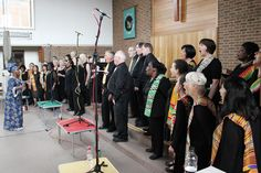 Amika Choir - recorded on location at Birstall Methodist Church