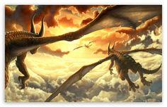 Dragons wallpaper