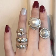 Bring in the NY with pearls, love, and light! Isadoras.com