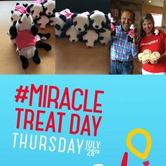 #cmnhospitals #MiracleTreat Day supporting the way #remaxlife does... We love giving back to our community partner