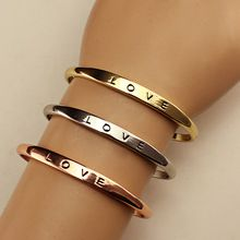 Frete grátis venda quente liga de zinco prata ouro rosa pulseira para os amantes de alta qualidade pulseiras pulseiras jóias(China (Mainland))